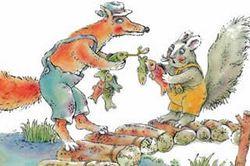 Братик кролик і колодязь. казки дядечка Римуса (харріс Д.Ч.)